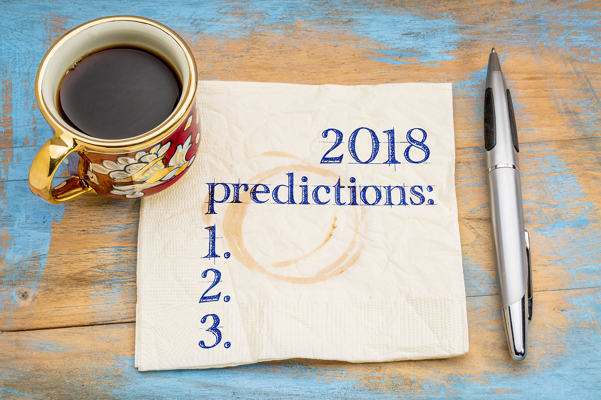 My Hot Picks for 2018 – GPU Acceleration, Hybrid Clouds and Stateless Access to Storage