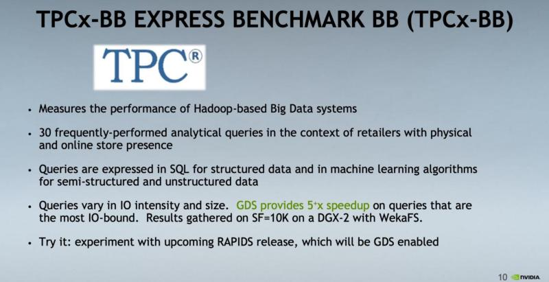 Accelerating the Data Path to the GPU Webinar