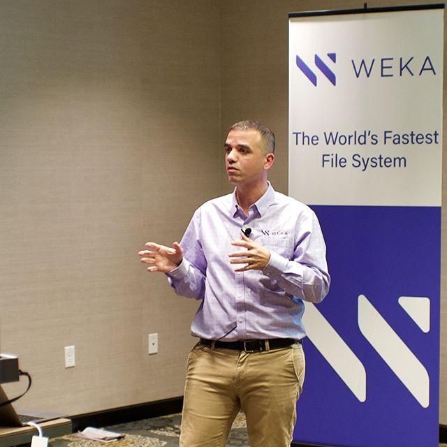 Weka Sales